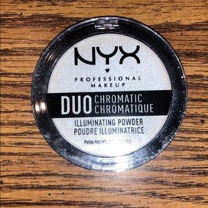 4 Nyx Duo chromatic Highlighters